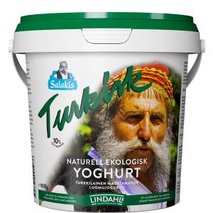 Salakis turkisk ekologisk yoghurt