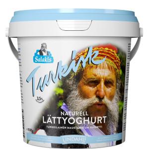 Salakis Turkisk lättyoghurt