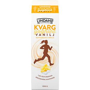 Lindahls kvargyoghurt vanilj